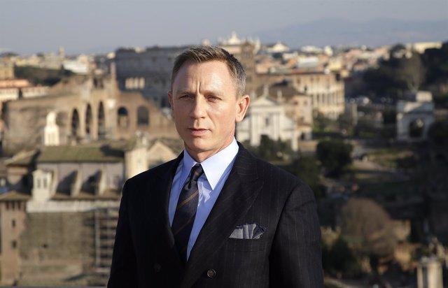 Actor Daniel Craig