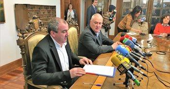 El alcalde díscolo de Becerreá regresa al Grupo del PSOE y ocupará la...