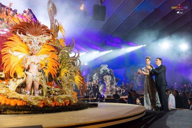 Gala del Carnaval de Santa Cruz de Tenerife