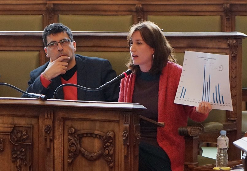 El precio del agua con gestión pública vuelve a enfrentar a oposición y Ayuntamiento de Valladolid