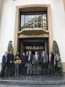 Misión comercial de Extenda en Marruecos con empresas andaluzas de renovables