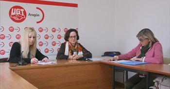 UGT rechaza la propuesta de la patronal de que las gerocultoras asuman...