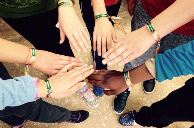 """Nota. La Once Y Su Fundación Convierten A Más De 167.000 Escolares En """"Activista"""