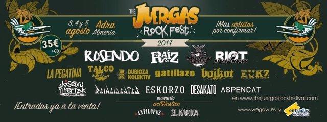 THE JUERGA's ROCK