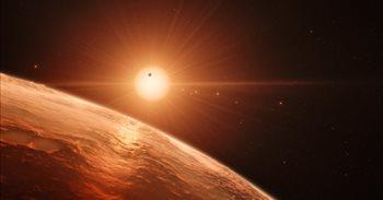 ESA: TRAPPIST1 llega en el momento perfecto para responder si hay vida en...