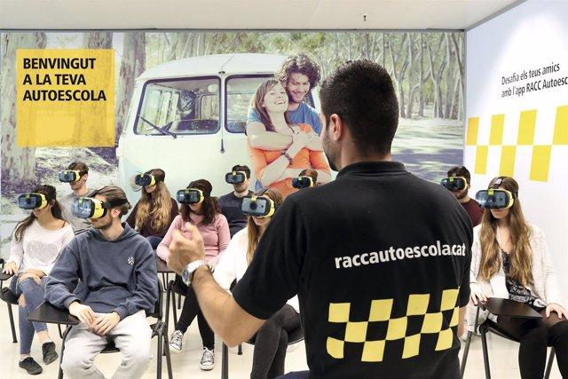 Autoescuela del Racc