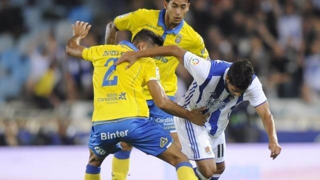 Carlos Vela en el Real Sociedad - Las Palmas