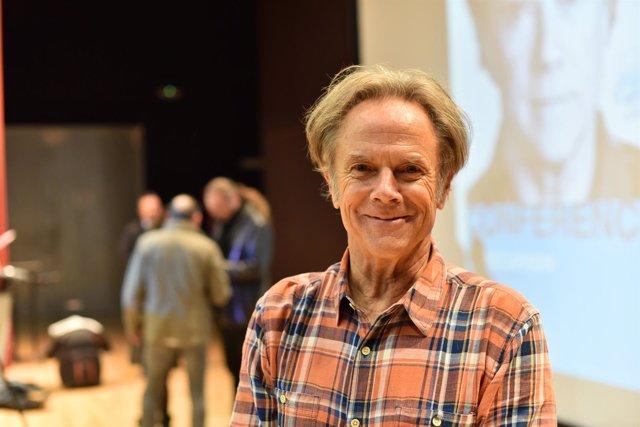 David Carson en la UPV