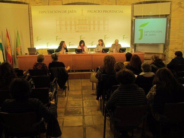 Reunión del Consejo Provincial de Igualdad y Participación de las Mujeres.