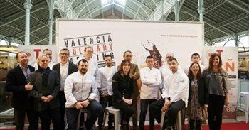 Los mejores chefs internacionales desvelan sus secretos en el Mercado de...