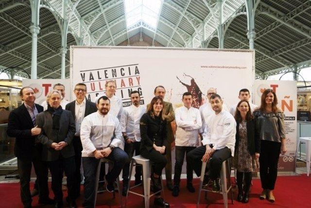 Los mejores chefs compartirán sus experiencias al Mercado Colón
