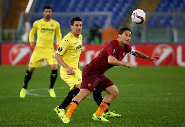 AS Roma - Villarreal CF