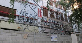 Las obras del Teatre Arnau de Barcelona empezarán a finales de 2018...