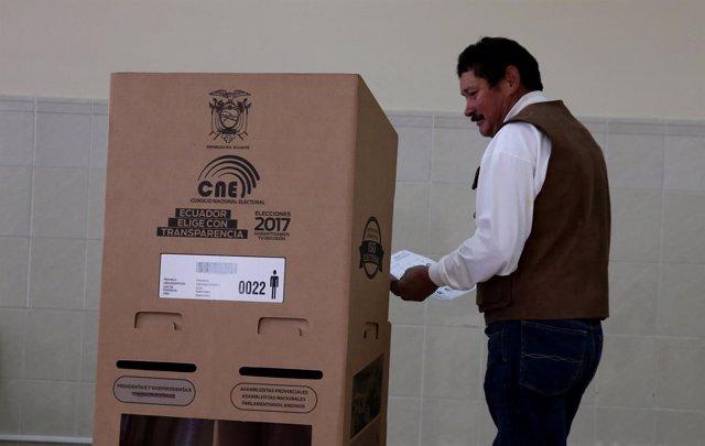 Voto Ecuador