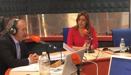 """Susana Díaz urge explicaciones al Gobierno por el """"atropello"""" de """"eliminar fiscales incómodos"""""""