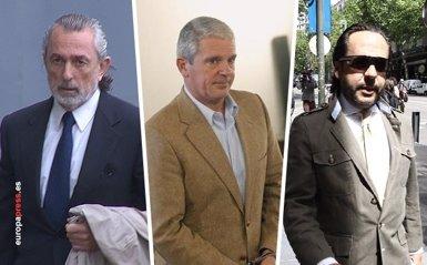 Crespo i El Bigotis demanen el seu trasllat a la moderna presó de Soto del Real (Europa Press)