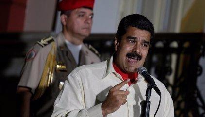 """Maduro: """"Espero estar muy pronto en España con mi amigo Mariano Rajoy"""""""