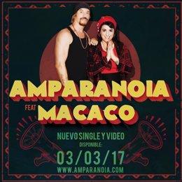 AMPARANOIA Y MACACO
