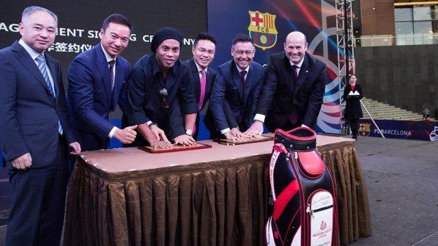 Barcelona FCBEscola China