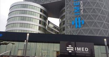 El nuevo hospital IMED Valencia abre este lunes
