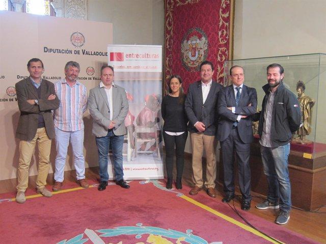 Valladolid. Presentación de 'Corre por una Causa'
