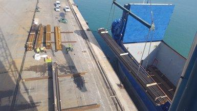 L'Estat aprova la reforma de l'estiba portuària (Europa Press)