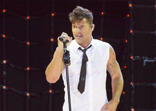 Ricky Martin/ RAFA ESPANA