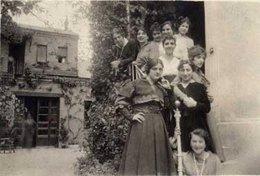 Mujeres de la 'Generación del 27'.