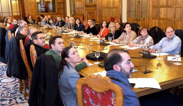 Reunión del Pacto Territorial por el Empleo