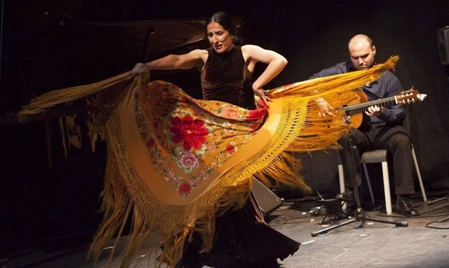 I edicion de Flamenco Ñ