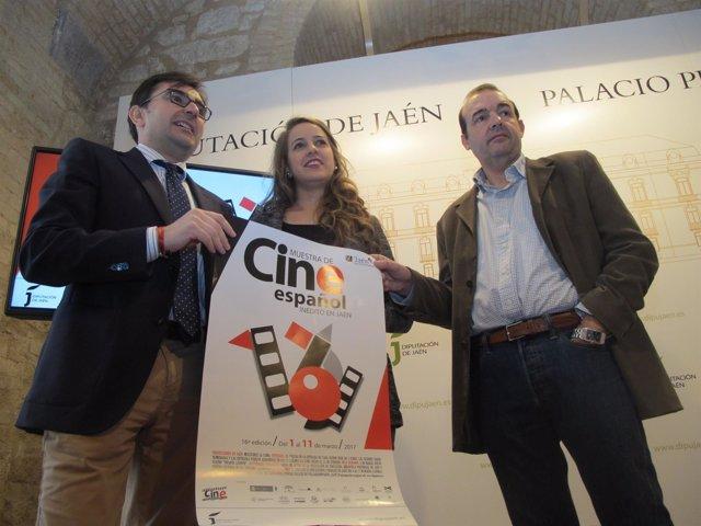 Presentación De La XVI Muestra De Cine Español Inédito