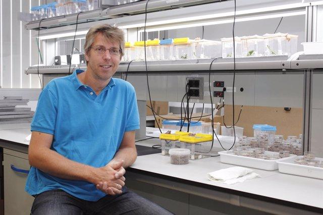 El investigador de la UPO Pim Edelaar