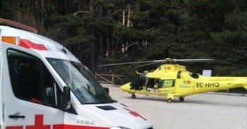 Muere un ciclista al caerse por una pista cerca de Cercedilla