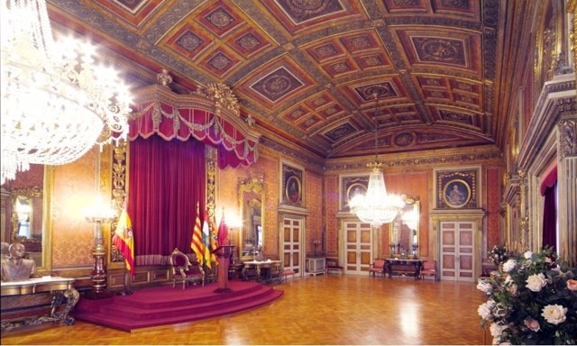 Palacio de Capitanía de Barcelona