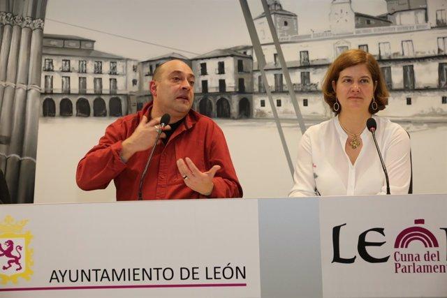 León: Presentación del Laboratorio Poético