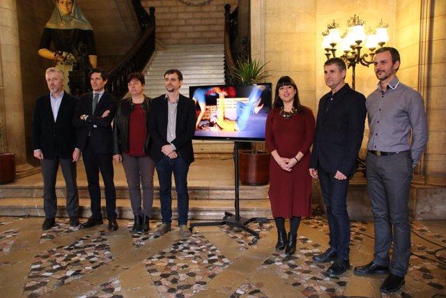Presentación de 'Palmadansa Fluent' 2017