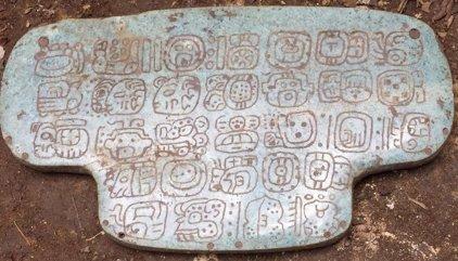 Este colgante de jade puede cambiar nuestra visión de los Mayas