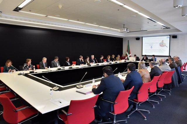 Consejo de Seguridad Pública de Euskadi