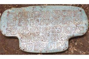 Un colgante de jade puede cambiar nuestra visión de los Mayas