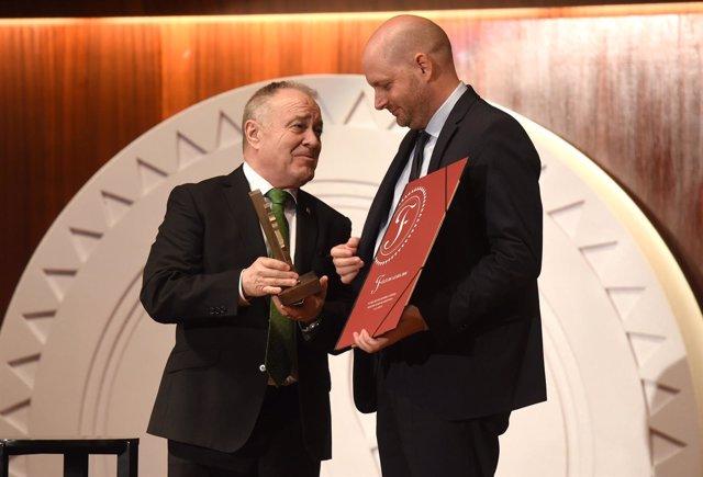 Entrega del Galardón y Premios Félix de Azara de la DPH