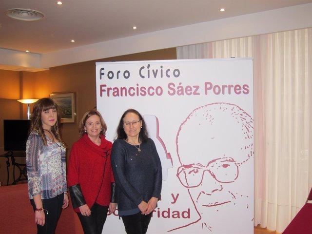 Presentación Galardón Foro 'Francisco Sáez Porres