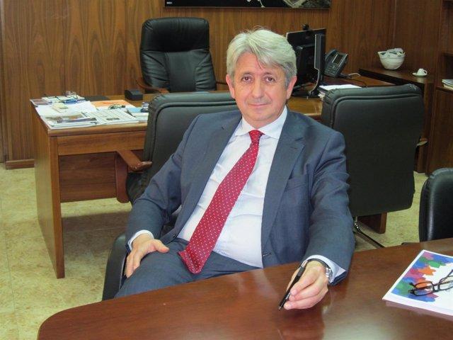 José Antonio Agüera, Presidente De La Aiqbe.
