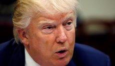 EUA.- Trump acusa diversos mitjans de mentir deliberadament hores després que la Casa Blanca els vetés en un acte ( KEVIN LAMARQUE / REUTERS)