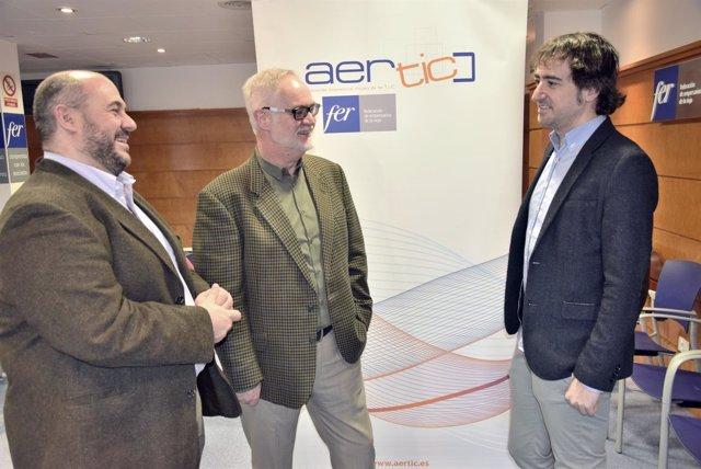Nueva participación de empresas AERTIC en las ferias internacionales
