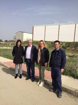 Proyecto punto de acopio en Lopera (Jaén)