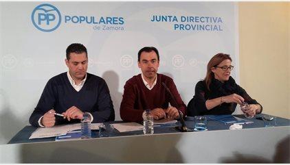 """Maíllo: """"En el PP hay banquillo y gente suficiente para asumir nuevas responsabilidades"""""""