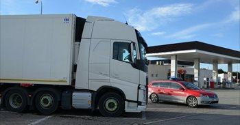 Casi 9.000 camiones y furgonetas denunciados en una semana por diversas...