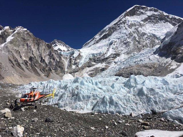 Alex Txikon Everest