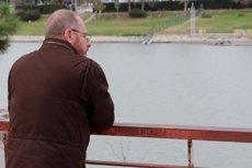 "El pare de Marta del Castillo es veu a la presó amb Carcaño que li trasllada que el cos ""no està en el riu"" (EUROPA PRESS/EDUARDO BRIONES)"