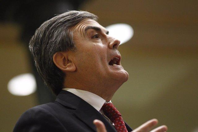 Pedro Saura en el Congreso